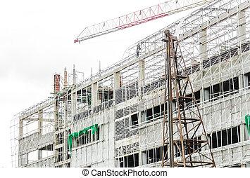 Building under constuction