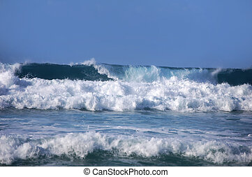 Building Waves on Kauai