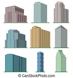 buildings-20, isométrique