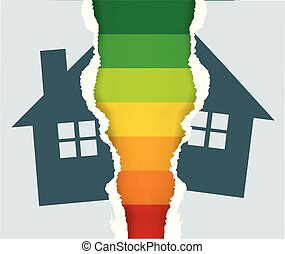 Buildings Energy Performance Scale,