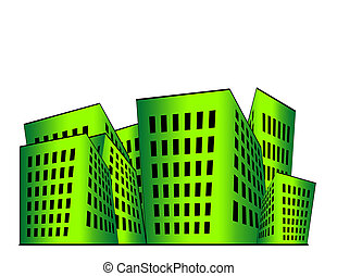 tall buildings stock illustrations 13 735 tall buildings clip art rh canstockphoto com clipart buildings black and white clipart buildings black and white