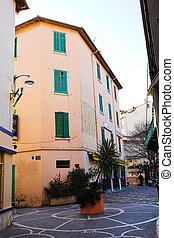 Buildings in Antibes - Residential buildings in Antibes,...