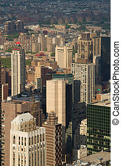 Buildings in New York City, USA