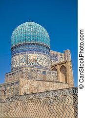 Buildings in Samarkand