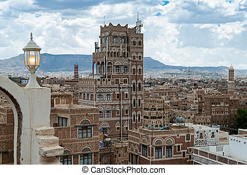 Buildings in Yemen