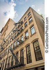 Buildings of New York - City skyline