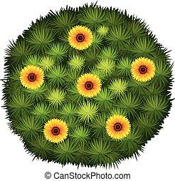 buisson fleurs jaune illustration vecteur search clip art illustration drawings and eps. Black Bedroom Furniture Sets. Home Design Ideas