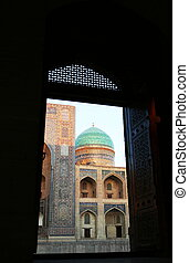 Bukhara palace - Palace in Bukhara