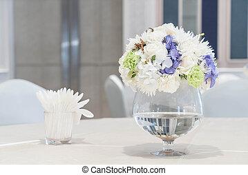 bukiet, ozdoba, kwiaty