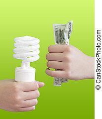 Bulb Energy Efficient