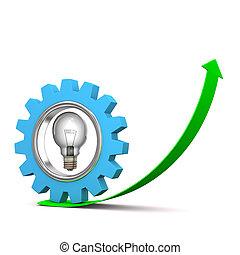 Bulb Gear Growth