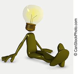 bulb guy