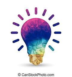 Bulb idea design.
