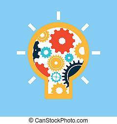 bulb idea design