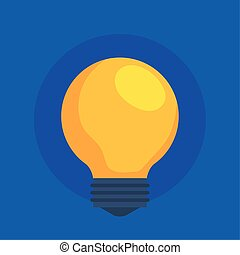 bulb idea to office business strategy