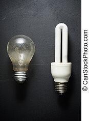Bulb light view