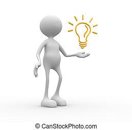 bulb., lumière