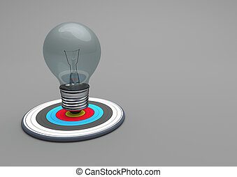 Bulb On Target