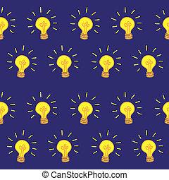 bulb pattern