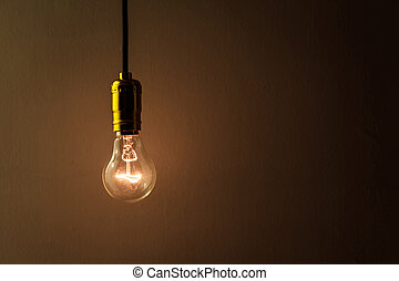 bulbo, luce