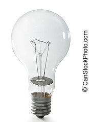 bulbo, luce elettrica