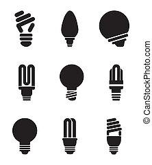 bulbs, дизайн