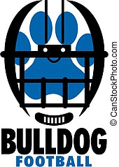 buldogue, futebol