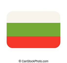 bulgare, drapeau