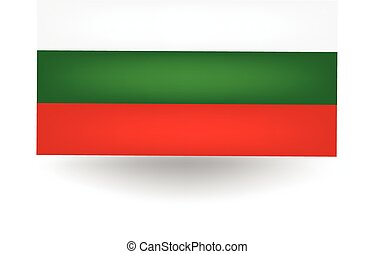 Bulgaria Flag - Official flag of Bulgaria.