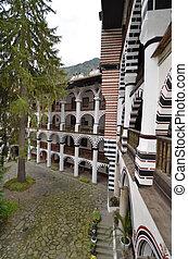 Bulgaria, Rila Monastir - Rila, Bulgaria - Unesco Wordl...