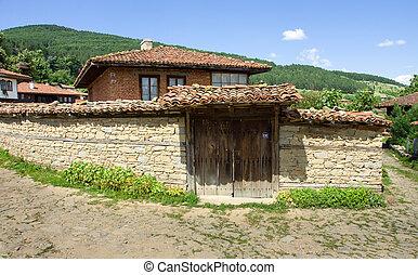 Bulgaria. Rural manor