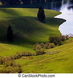 bulgarian lake
