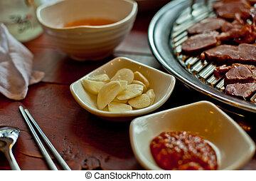 bulgogi - koreanisches Gericht