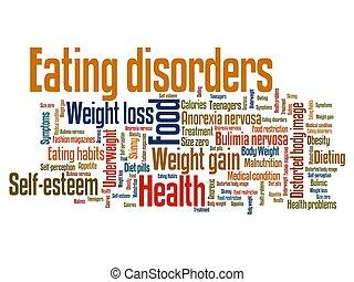 bulimia, 拒食症