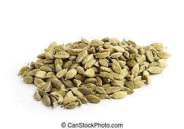 Cardamom ( Elettaria cardamomum)
