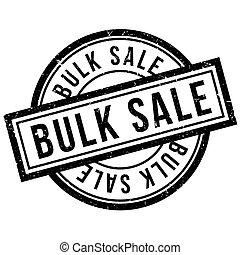 Bulk Sale rubber stamp. Grunge design with dust scratches. ...