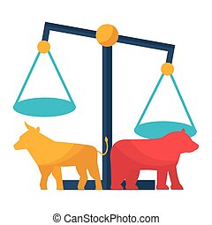 bull bear balance stock market