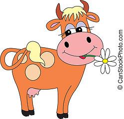 Bull vector. To see similar, please VISIT MY PORTFOLIO