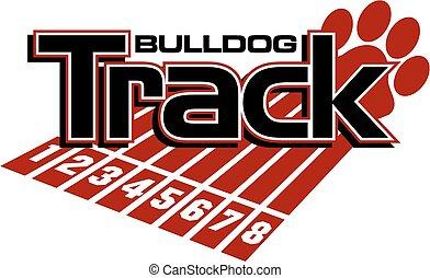bulldog, útvonal