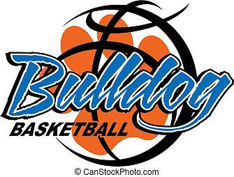 bulldog, baloncesto