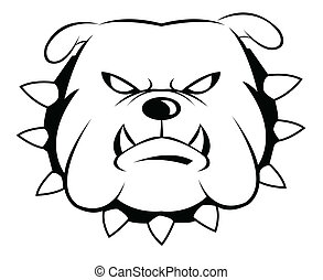 bulldog clip art vector graphics 5 046 bulldog eps clipart vector rh canstockphoto com clipart bulldog mascot clip art bullet point powerpoint 2007