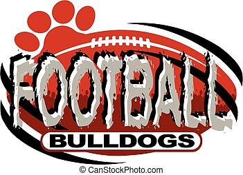 bulldog football