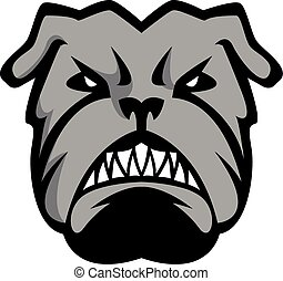 Bulldog Illustration design