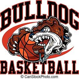 bulldog, pallacanestro