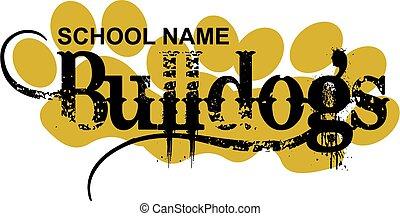 bulldogs design