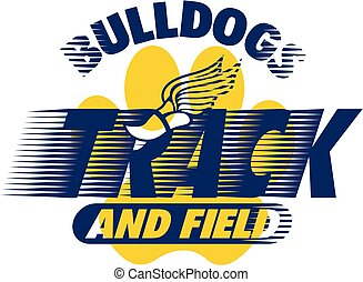 bulldogs track and field