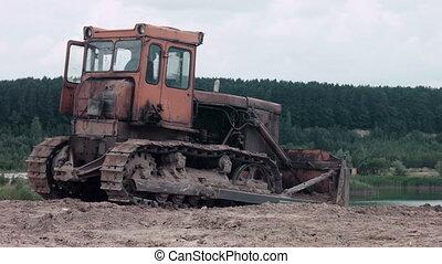 Bulldozer Machine work - Bulldozer Machine heavy work Full...