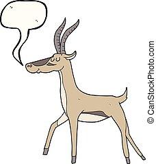 Cliparts et illustrations de dessin gazelle 266 graphiques dessins et illustrations libres de - Gazelle dessin ...