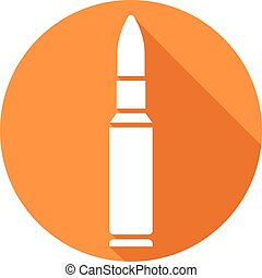 bullet flat icon