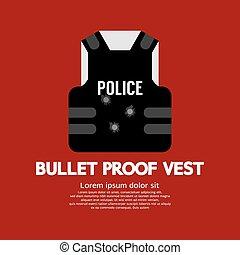 Bullet Proof Vest.